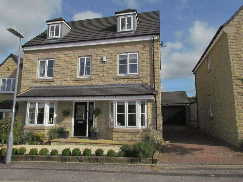 5 Bedrooms Detached House for sale in New Holland Drive, Wilsden