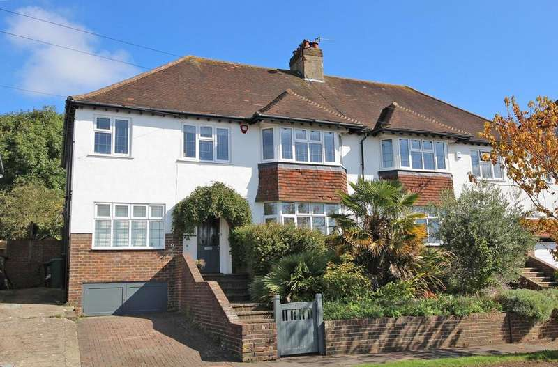 4 Bedrooms Semi-detached Villa House for sale in Friar Road, Brighton BN1