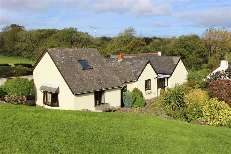 4 Bedrooms Cottage House for sale in Little Rickeston, Milford Haven