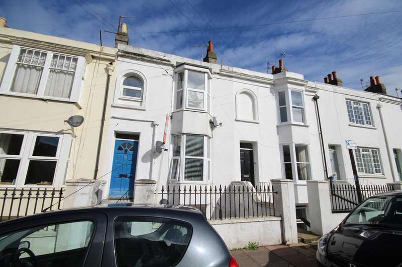 1 Bedroom Ground Flat for sale in Rose Hill Terrace, Brighton BN1