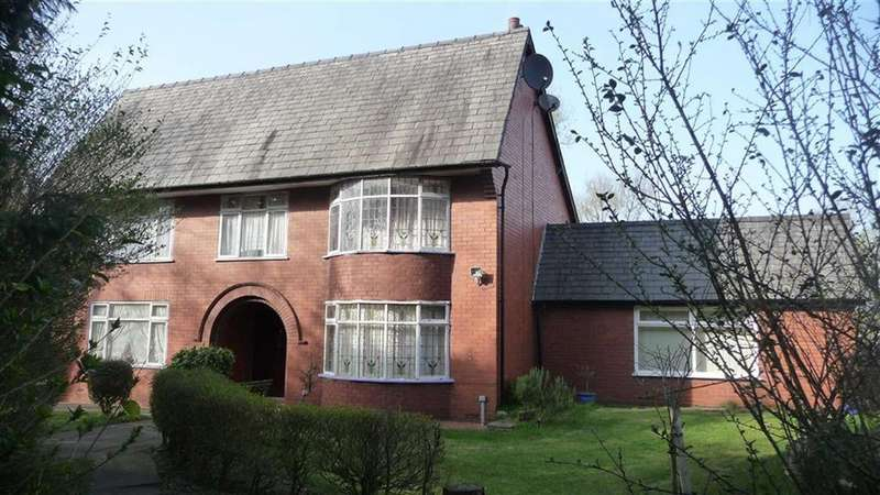 4 Bedrooms Detached House for sale in Longmeanygate, Leyland, PR26