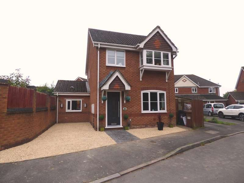 3 Bedrooms Detached House for sale in WISLEY ROAD SP10