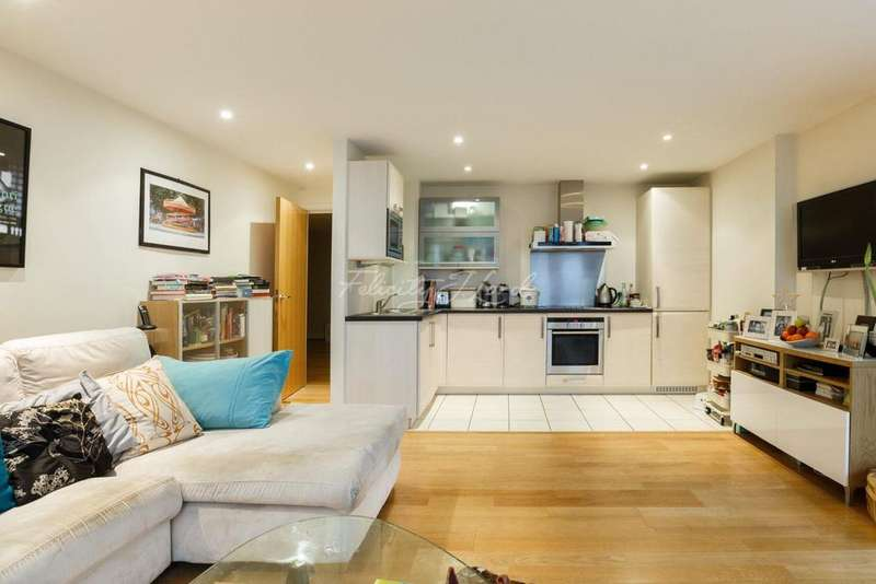 2 Bedrooms Flat for sale in Meridian Court, East Lane, SE16