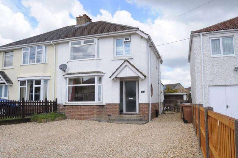 3 Bedrooms Semi Detached House for sale in Salisbury Road, Andover
