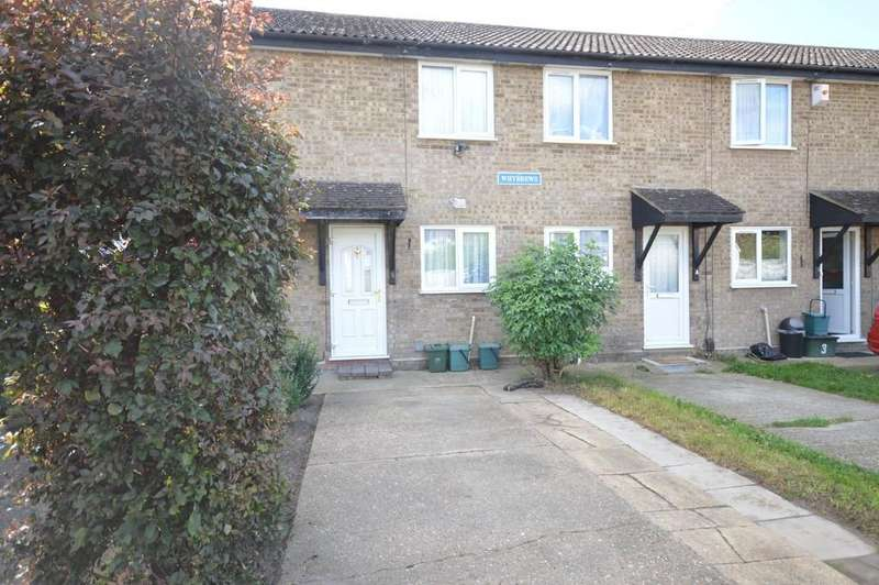 2 Bedrooms Terraced House for sale in Whybrews, Compton Road