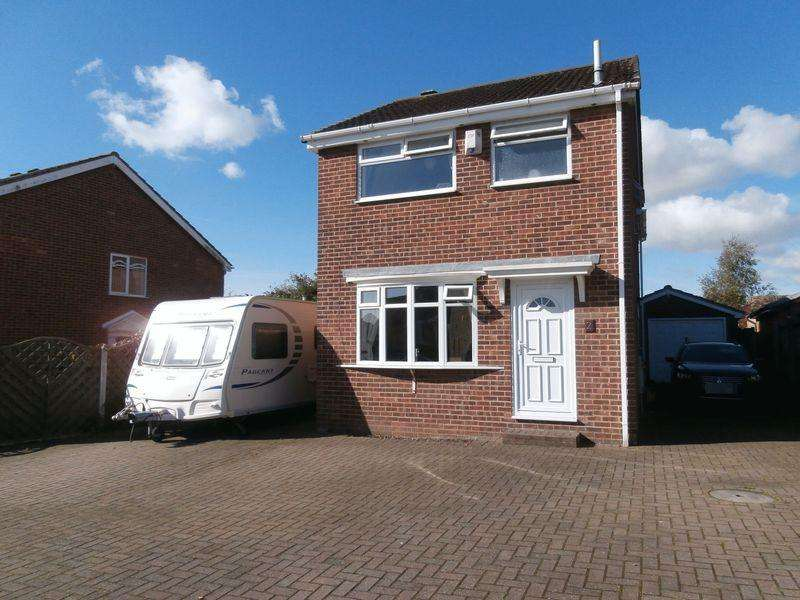 3 Bedrooms Detached House for sale in Beech Avenue, Thorngumbald