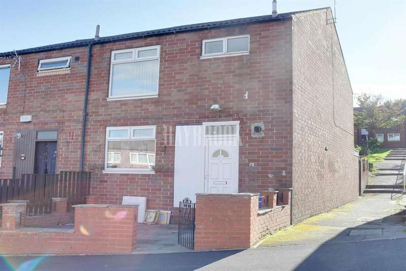 3 Bedrooms End Of Terrace House for sale in Firshill Glade, Firshill