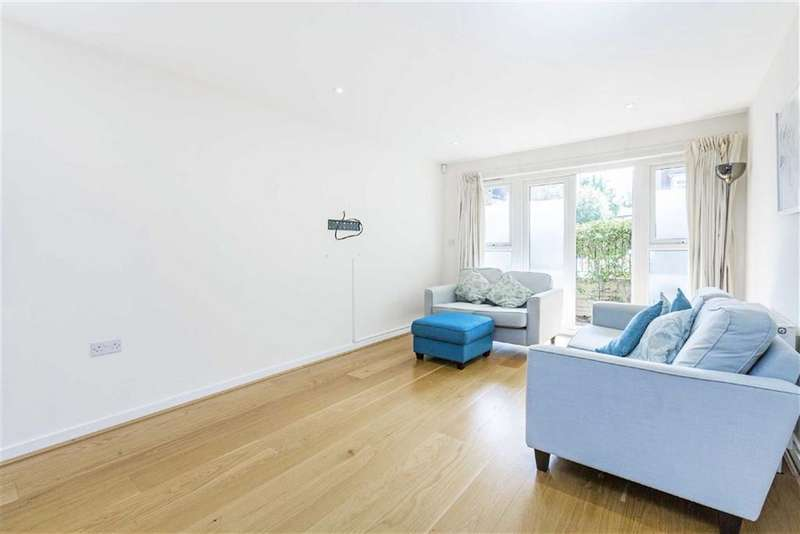 2 Bedrooms Flat for sale in Rodenhurst Road, Clapham, London, SW4