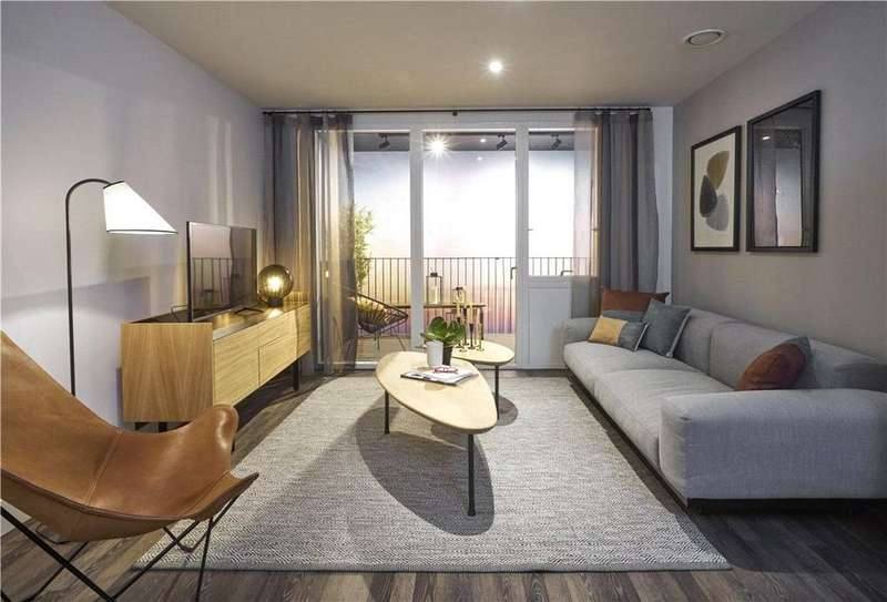 2 Bedrooms Flat for sale in Arklow Road, London, SE8