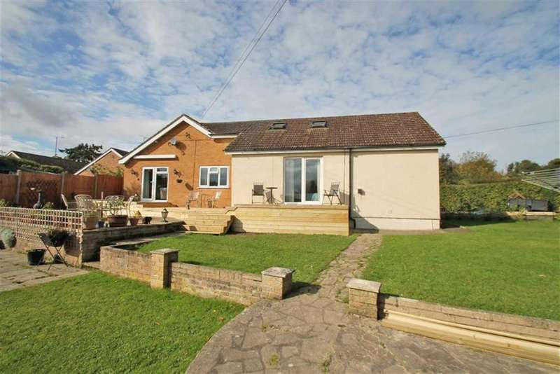 4 Bedrooms Detached Bungalow for sale in DILWYN, Leominster