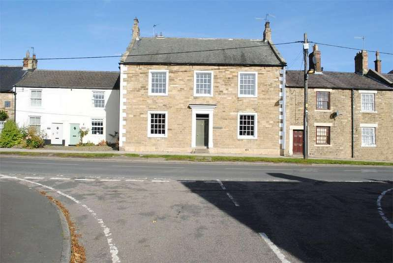 4 Bedrooms Town House for sale in West End, Wolsingham, Bishop Auckland, County Durham
