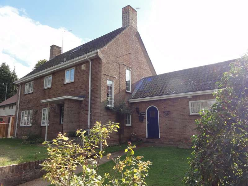 5 Bedrooms Detached House for rent in Bury St Edmunds IP33