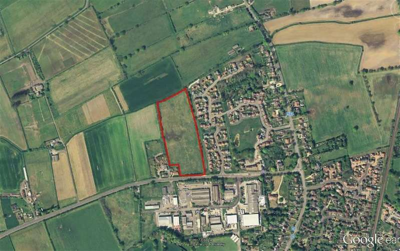 Land Commercial for sale in Gallamore Lane, Market Rasen, Lincolnshire