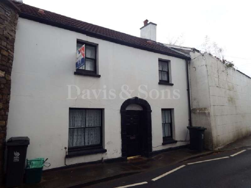 2 Bedrooms Semi Detached House for rent in High Street, Caerleon, Newport. NP18 1AE