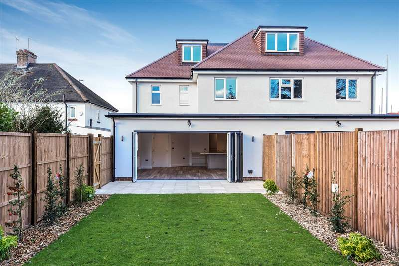 2 Bedrooms House for sale in Eastbury Road, Watford, WD19