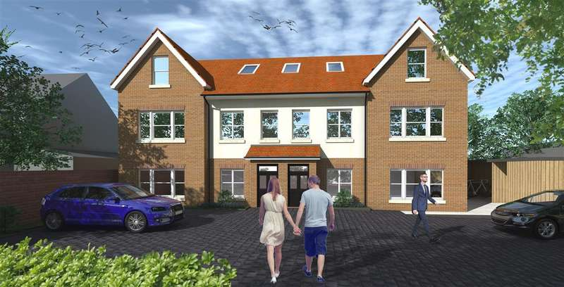 1 Bedroom Apartment Flat for sale in The Lodge, Canterbury Road, Garlinge