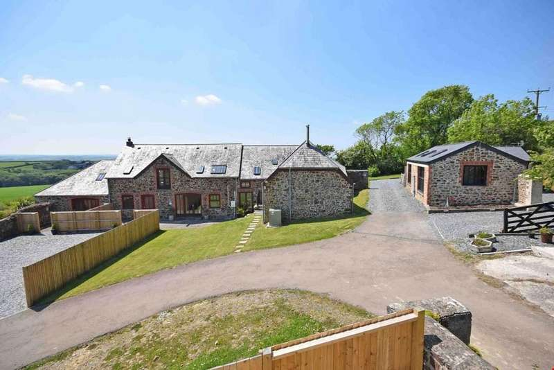 9 Bedrooms Detached House for sale in Stratton,Bude, Cornwall, EX23