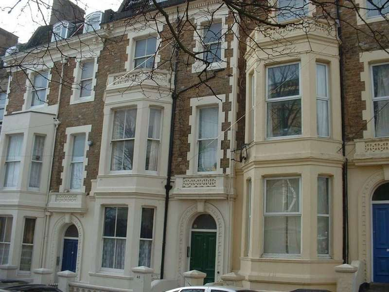 2 Bedrooms Flat for rent in Church Road, Flat 1, St Leonards On Sea, East Sussex, TN37 6HB