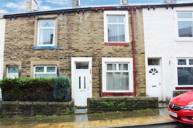 2 Bedrooms Terraced House for sale in Fife Street, Barrowford, Nelson, Lancashire