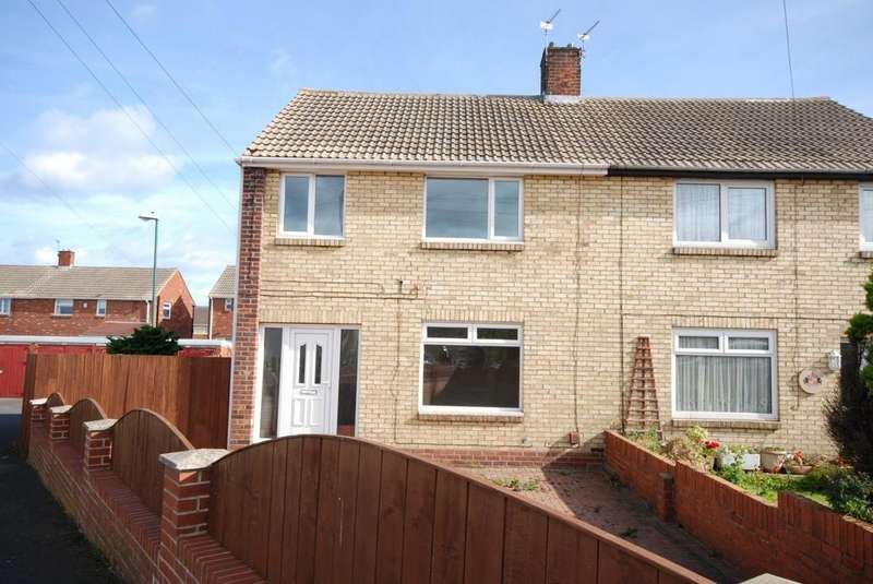 3 Bedrooms Semi Detached House for sale in Parry Drive, Whitburn