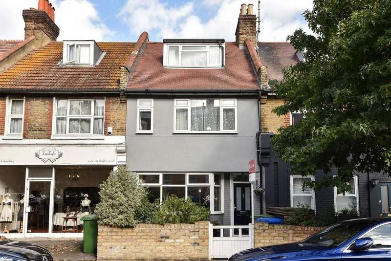 4 Bedrooms Terraced House for sale in Upland Road, East Dulwich