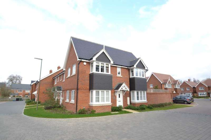 3 Bedrooms House for rent in Ethel Bailey Close, Epsom, KT19 8NF