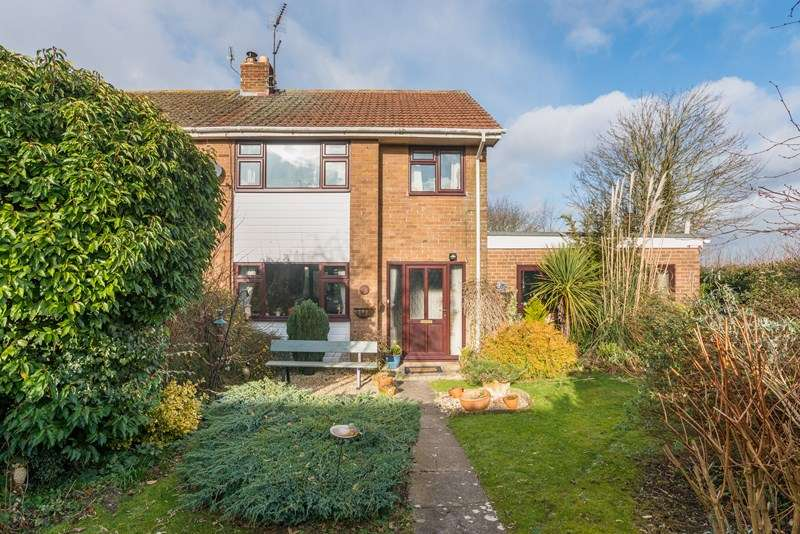 4 Bedrooms Semi Detached House for sale in Dashwood Rise, Duns Tew, Bicester