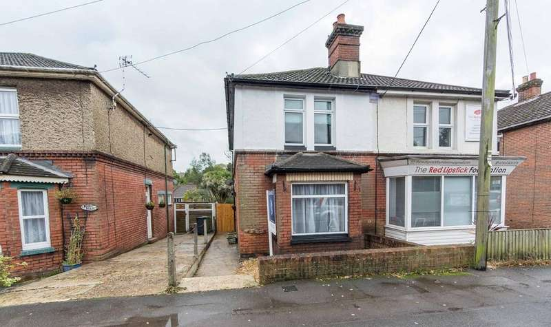 3 Bedrooms Semi Detached House for sale in Portsmouth Road, Lowford, Bursledon, Southampton SO31