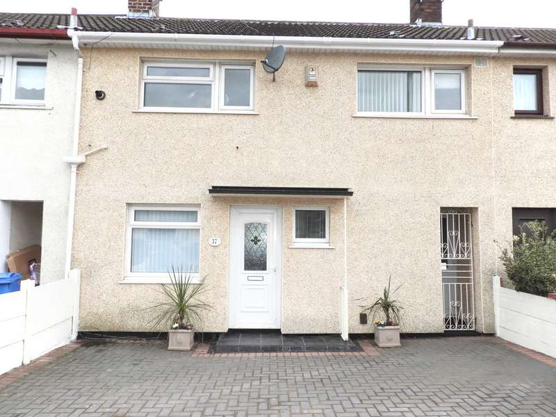 3 Bedrooms Terraced House for sale in Park Brow Drive, Southdene