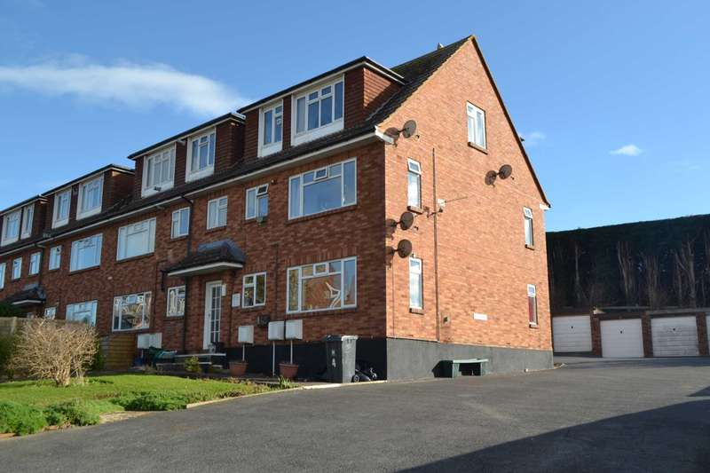 2 Bedrooms Flat for sale in Mount Pleasant Court, Exmouth