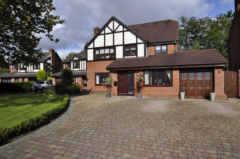 5 Bedrooms Detached House for sale in Penmoor Chase, Hazel Grove
