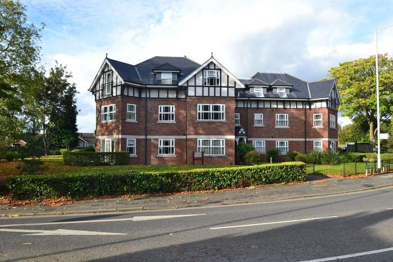 2 Bedrooms Apartment Flat for sale in Woodbury Park, 73 Torkington Road, Hazel Grove, Stockport SK7 4RL