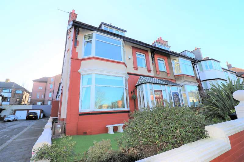 5 Bedrooms Semi Detached House for sale in Albion Street, Wallasey, CH45 9LE
