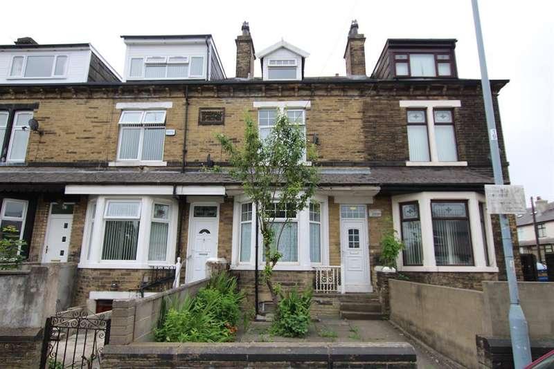 4 Bedrooms Terraced House for sale in Upper Rushton Road, Bradford, BD3 7HU