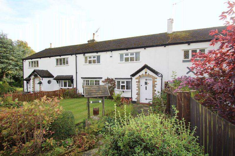 3 Bedrooms Cottage House for sale in Heys Farm Cottages, Heys Lane, Romiley
