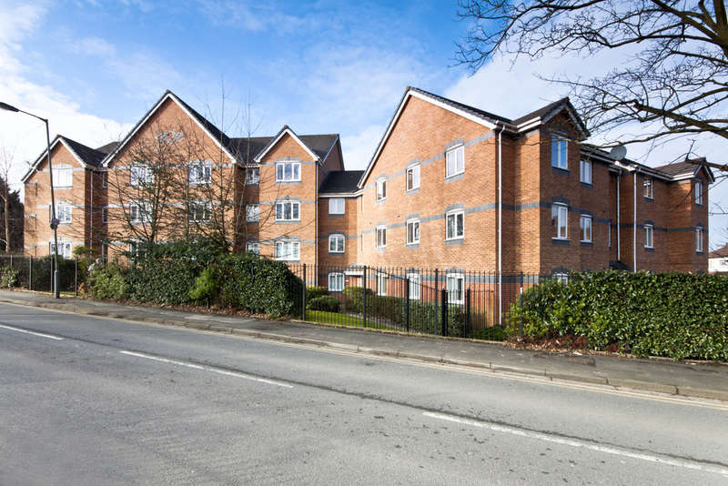 2 Bedrooms Flat for sale in Knightswood Court, Mossley Hill, Liverpool, L18