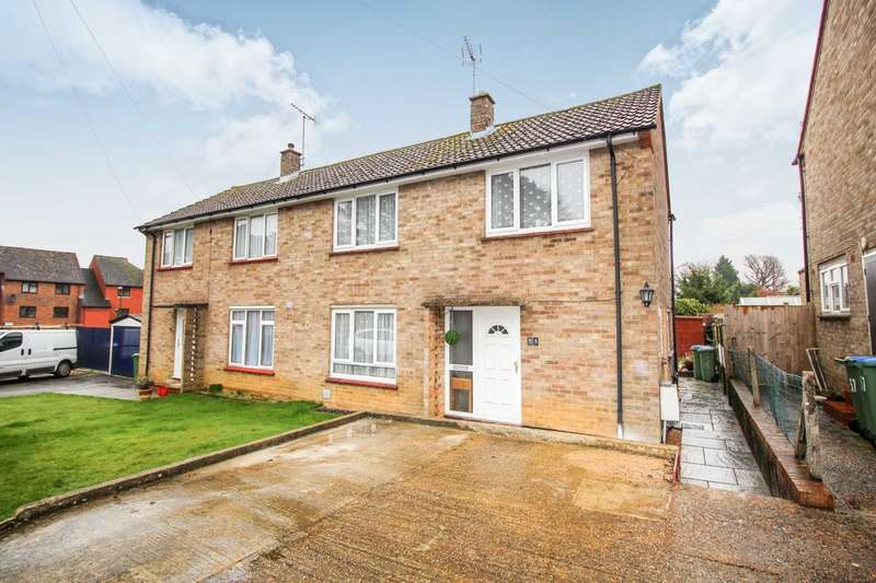 3 Bedrooms Semi Detached House for sale in Granary Way, Horsham