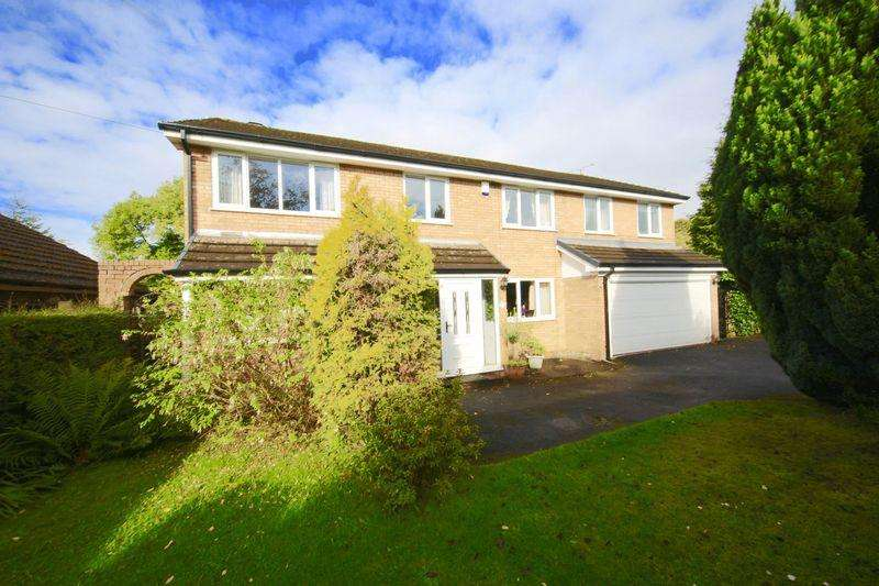 6 Bedrooms Detached House for sale in Norden Road, Bamford, Rochdale