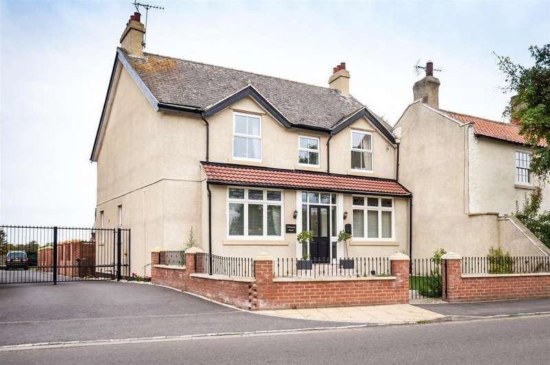 4 Bedrooms Terraced House for sale in The Green, High Coniscliffe, Darlington