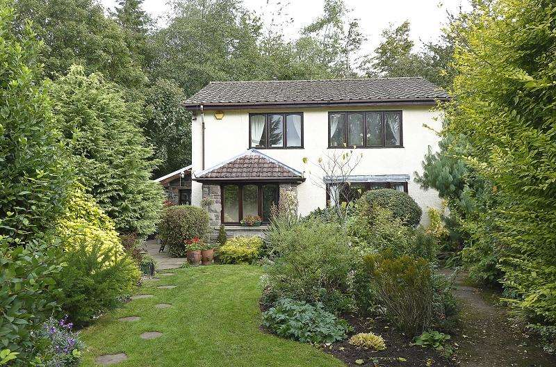 3 Bedrooms Detached House for sale in Ffawyddog, Crickhowell, Powys.