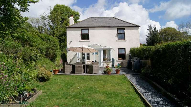 4 Bedrooms Detached House for sale in Mary Tavy