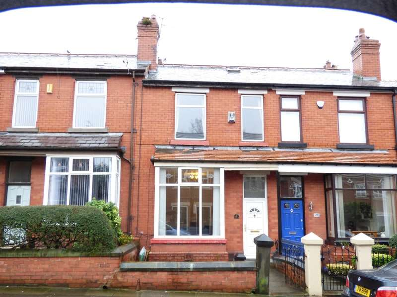 4 Bedrooms Terraced House for sale in Brownlow Road, Bolton, Greater Manchester, BL6