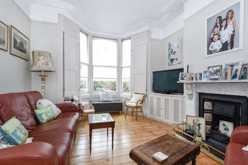 5 Bedrooms Terraced House for sale in Stradbroke Road, Highbury