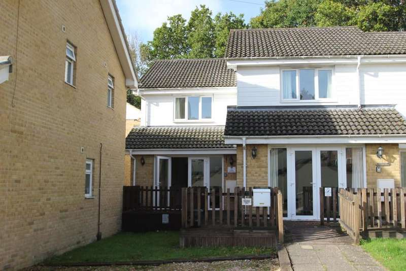 2 Bedrooms End Of Terrace House for sale in New Road, Wootton Bridge