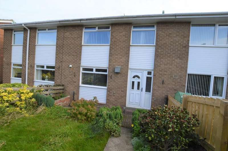 3 Bedrooms Terraced House for sale in East Acres, Blaydon