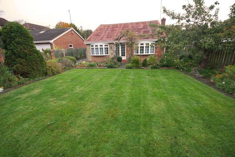 3 Bedrooms Detached Bungalow for sale in Oakland, Waldridge Road, Chester-le-Street DH2 3AA