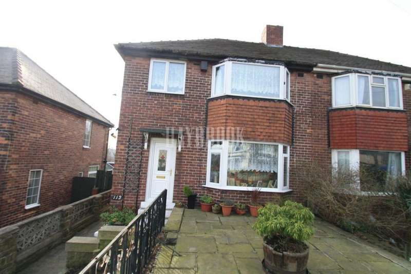 3 Bedrooms Semi Detached House for sale in Moonshine Lane, Shirecliffe, Sheffield