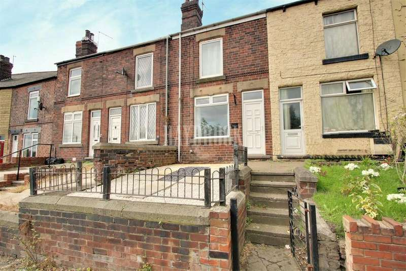 3 Bedrooms Terraced House for sale in Highgate Lane, Goldthorpe