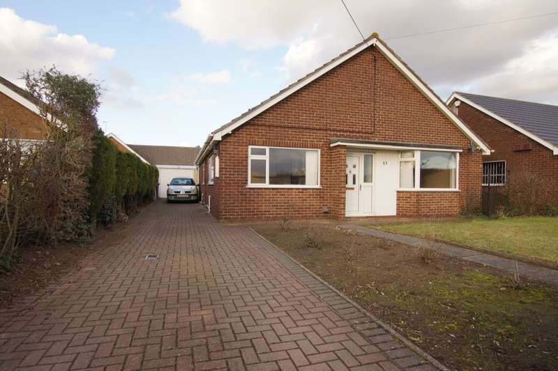 3 Bedrooms Detached Bungalow for sale in Brigg Road, Broughton, Brigg, DN20