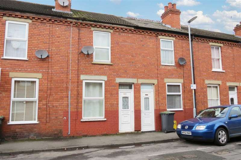 3 Bedrooms Terraced House for sale in Handley Street, Sleaford